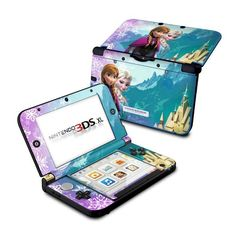 Nintendo 3DS XL Skin - Strong Bond by Frozen | DecalGirl