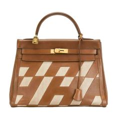 "Exceptional Hermes Kelly ""Ulysse"" of the year 1970 