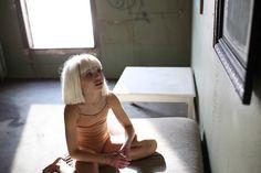 Maddie Ziegler in Chandelier Behind the Scenes | Maddie ...  |Maddie Ziegler Chandelier Behind The Scenes
