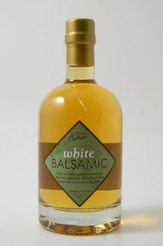 Acetaia Cattani White Balsamic Vinegar -- More details can be found here: at Cooking Ingredients.