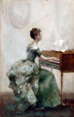 Helen Kathleen Shaw 19th century
