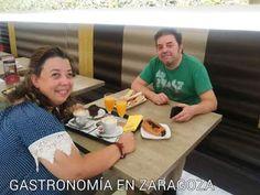GASTRONOMÍA EN ZARAGOZA: Desayuno Gratis en el Frutos Secos El Rincón