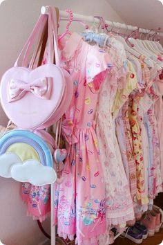 bag dope pastel rainbow kawaii dressing lolita kawaii bag
