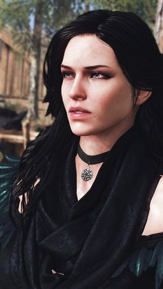 The Witcher: Yennefer of Vengerberg Yennefer Witcher, Yennefer Cosplay, Witcher Art, Yennefer Of Vengerberg, The Witcher Wild Hunt, The Witcher Game, Fantasy Characters, Female Characters, Witcher Wallpaper