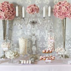 Great candy buffet