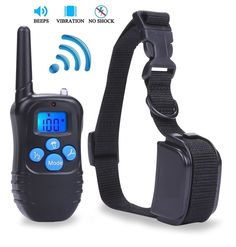Dog Training Collar, 2017 Upgraded Lazaga LED Backlight Rechargable 330YD Remote Dog Training Shock Collar, Beep Vibration Electronic Electric Collar -- To view further for this item, visit the image link. (This is an affiliate link and I receive a commission for the sales)