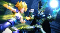 Dragon Ball Stop Motion - Gohan's Fury 七龍珠賽魯篇-悟飯之怒