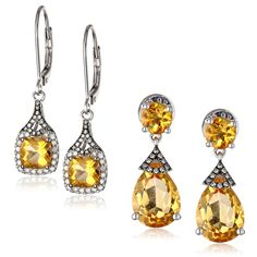 A little or a lot of citrine goes a long way.