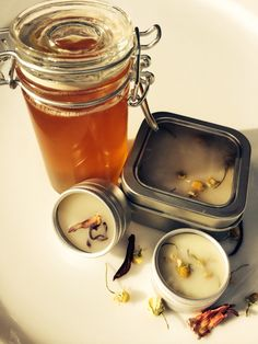 Three Homemade Scrumptious Lip Balm Recipes Made with Beeswax