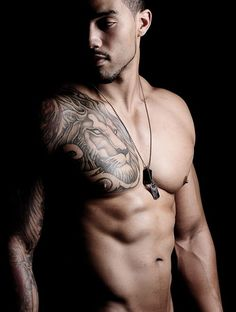 unicorn chest tattoo - Google Search
