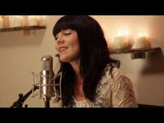 ▶ Oceans (Where Feet May Fail) Hillsong cover by Sarah Reeves - YouTube, I heard this on the way home tonight and fell in love with it at once. Just so lovely...