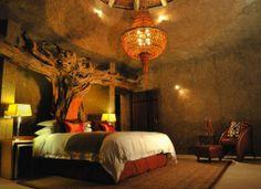 HOTEL DEL DÍA - Earth Lodge, Sabi Sands, Sudáfrica http://buff.ly/18MZdIh  @Sarah Abdullah Sabi Private Game Reserve #safari #lujo  #viajar