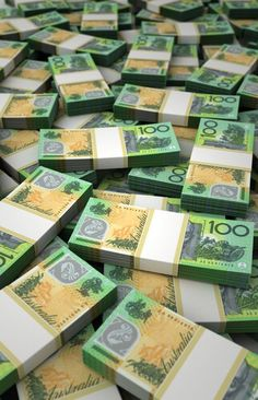 Cash Discover Stack of Australian Dollar Stack of Australian Dollar Gold Money, My Money, How To Get Money, Money Meme, Money Quotes, Australian Money, Jackpot Winners, Wealth Quotes, Money Pictures