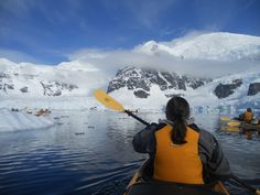 Ice Tracks Expeditions #photography #seakayaking #antarctica #arctic #travel #polar