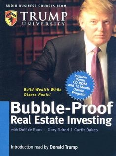 Bubble-Proof Real Estate Investing (Audio Business Course)