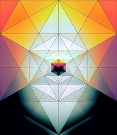 """ Geometry existed before the creation. "" - Plato / Sacred Geometry <3"