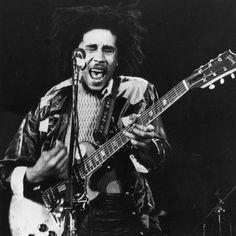 No Grammy: Bob Marley