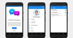 Invio SMS disponibile ufficialmente su Facebook Messenger   HTNovo