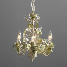 Chearsley 3-Light Candle-Style Chandelier by House of Hampton
