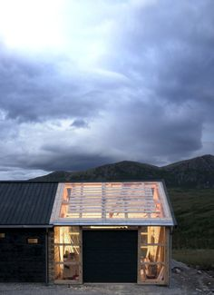 Gallery of Cabin at Troll's Peak / Rever & Drage Architects - 14