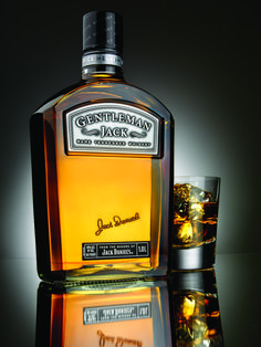 Gentleman Jack · Rare Tennessee whiskey ·· From the makers of Jack Daniel's Rare Whiskey, Cigars And Whiskey, Scotch Whiskey, Bourbon Whiskey, Gentleman Jack, Der Gentleman, Jack Daniels, Jim Beam, Tequila
