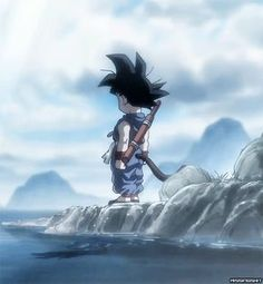 I remember this little punk .now he's far more then a god Dragon Ball Z, Dragon Z, Kid Goku, Z Arts, Anime Comics, Anime Art, Manga Anime, Illustration, Animation