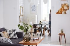 Scandi-inspired home
