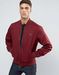 cf0b246d3fa0ea Get this Fred Perry s bomber jacket now! Click for more details. Worldwide  shipping.