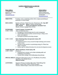 Awesome Making Simple College Golf Resume With Basic But Effective  Information,