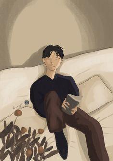 Dear Me, My Drawings, Exo, Fanart, Fictional Characters, Instagram, Fan Art, Fantasy Characters