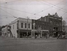 North-West Corner of Court St and Saginaw St.