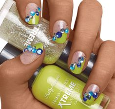 Lime Time     How tos | Sally Hansen