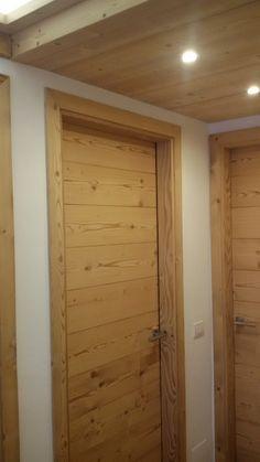 Palermo Pre-Finished Internal Oak Door Lifestyle Roomshot | Doors ...