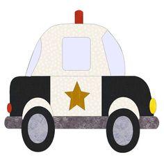 Quilting: Cars and Plane Applique Quilt Blocks Applique Templates, Applique Patterns, Applique Quilts, Applique Designs, Quilt Block Patterns, Pattern Blocks, Quilt Blocks, Boy Quilts, Sewing Appliques
