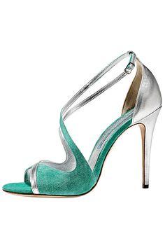 Women's Fashion High Heels : Gaetano Perrone – 2014 Spring-Summer Pretty Shoes, Beautiful Shoes, Cute Shoes, Me Too Shoes, Stilettos, Pumps, Frauen In High Heels, Shoe Boots, Shoes Heels