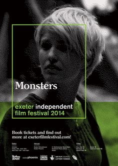 Exeter Independent Film Festival on Behance