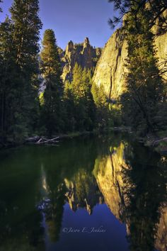 1. Merced River..Most People Don't Know These 14 Hidden Gems In Northern California Even Exist