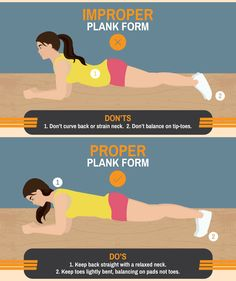 For see more of fitness life images visit us on our website ! How To Do Planks, How To Squat Properly, Running Techniques, Plank Challenge, Workout Challenge, Best Abs, Plank Workout, Injury Prevention, Health And Wellness
