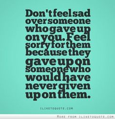 Can't Get Over Him Quotes | Pinned by Vicky De La Trinidad