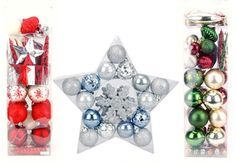 buy wholesale customized brilliant hollow plastic ball pack christmas gifts in bulk from china