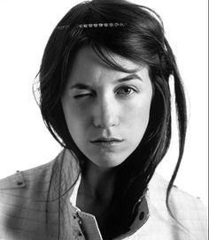 12 questions with charlotte gainsbourg, the new face of louis vuitton Charlotte Gainsbourg, Serge Gainsbourg, Gainsbourg Birkin, Jane Birkin, Kate Barry, Lou Doillon, Louis Vuitton, French Actress, French Chic
