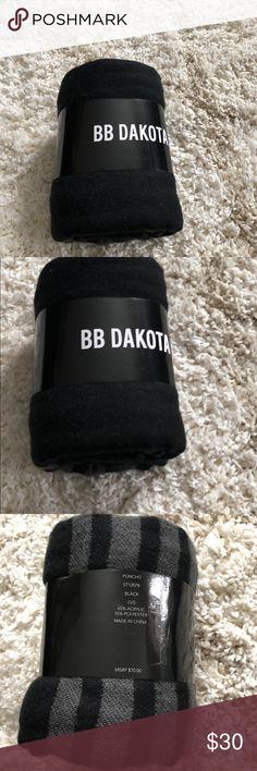 B.B. Dakota wrap poncho Brand new wrap/poncho BB Dakota Jackets & Coats Capes