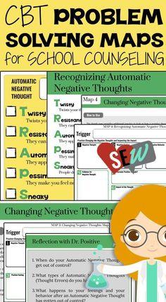 cognitive triangle student worksheet group counseling cbt and worksheets. Black Bedroom Furniture Sets. Home Design Ideas