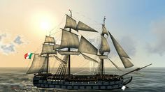 "Navío de línea mexicano de 74 cañones. ""Congreso Mexicano"" Mexican Army, Sailing Ships, Boat, War, Ship Of The Line, Mexican, Boats, Dinghy, Sailboat"
