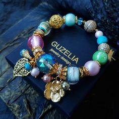 Фотографии Guzelia. Авторские украшения.