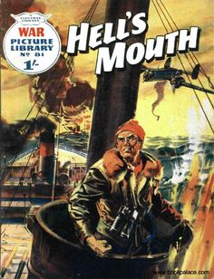 Book Palace Picture Gallery - British Comics - War Picture Library16