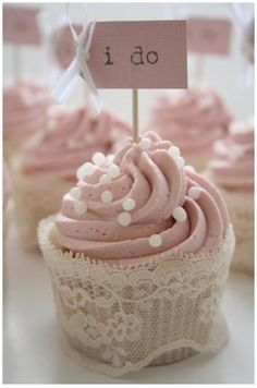 wedding cupcakes - Google Search