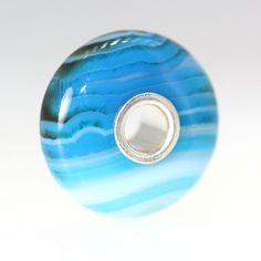 Just listed Striped Turquoise Agates! Trollbeads Gallery - Agate Turquoise 1094, $33.00 (http://www.trollbeadsgallery.com/agate-turquoise-1094/)