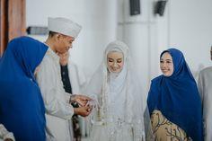 Prosesi Akad Nikah Kebaya Muslimah Tyas & Irsyad BY LAKSMI 0817 0370 7670 by LAKSMI - Kebaya Muslimah & Islamic Bride - 009