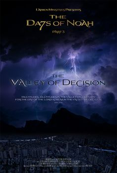 The Days of Noah Part The Valley of Decision « New Christian Movies, Episodes Series, Worship, Men Looks, Short Film, Read More, Documentaries, Fun Facts, Meant To Be